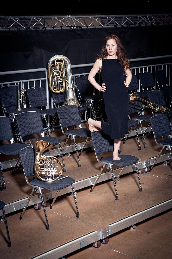 Anna Veit Sängerin