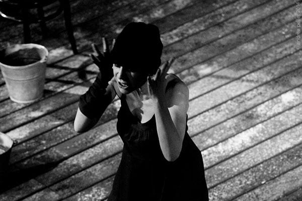 Sweeney Todd Anna Veit